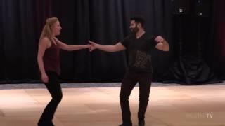 всё тот же Бен Моррис и вест кост свинг )))(Ben Morris & Victoria Henk Wild Wild Westie 2016 Pro Show Improv Improv West Coast Swing Dance., 2016-07-25T16:29:14.000Z)