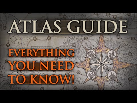 Path of Exile: Navigating the Atlas - ATLAS of WORLDS Beginner's Guide
