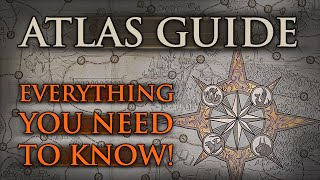 Path of Exile: Navigating the Atlas - ATLAS of WORLDS Beginner