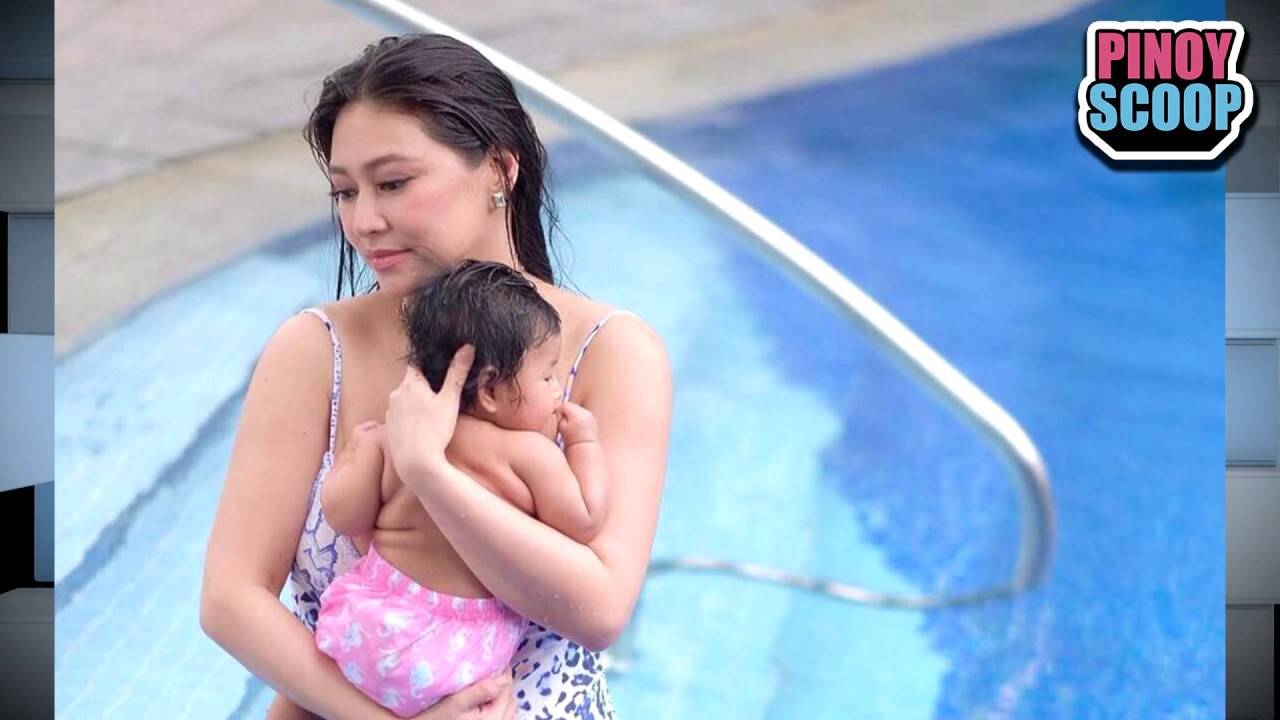 Idea Rufa mae quinto breast nipples agree