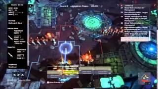 Warmachine Tactics Online play part 1