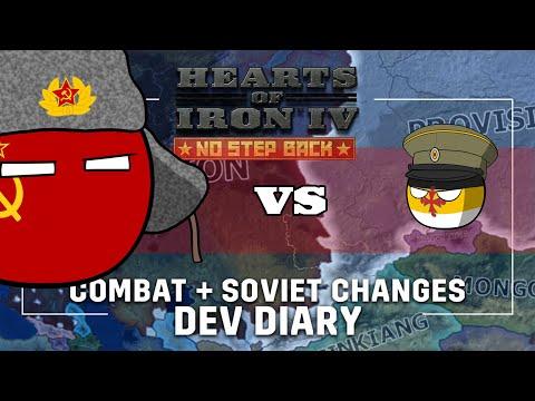HoI4 Dev Diary: Dreams of a White Russia - No Step Back