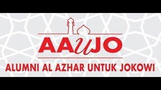 AAuJO ( Alumni Al - Ahzar Untuk Jokowi )
