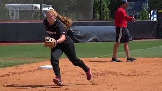 Jacksonville State Softball Highlights - OVC Championships Practice - May 8, 2018