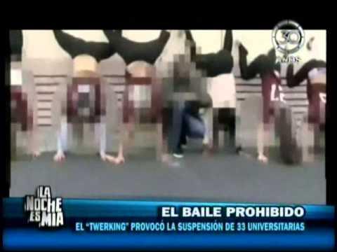EL BAILE PROHIBIDO► TWERKING→03/05/