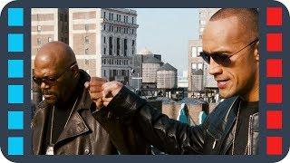 Мордой об асфальт? — Копы в глубоком запасе (2010) сцена 5/10 HD