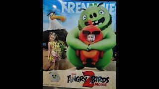 Angry Birds 2 возвращаются!!Не только в кино!! (Angry Birds 2 Toys 2019 TOY HUNT!)