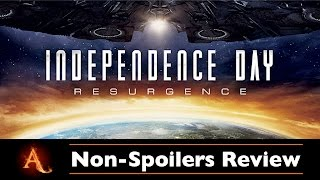 INDEPENDENCE DAY: RESURGENCE Non-Spoiler Review
