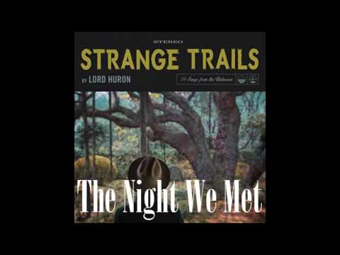 The Night We Met Extended   Lord Huron