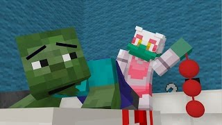 - FNAF Monster School Operation Minecraft Animation