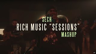 Sech - Rich Music Sessions: Sech Mashup Acústico (Video Oficial)