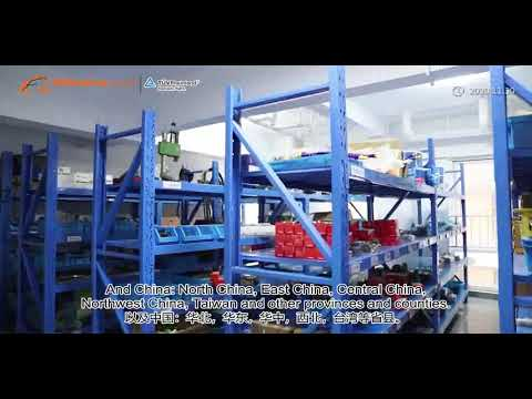 DINGKE MACHINERY AND EQUIPMENT COMPANY PUBLICITY VIDEO