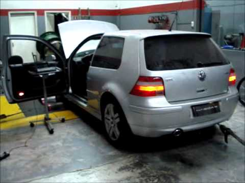 vw golf 2 8 vr6 turbo nascarchips 300cv youtube. Black Bedroom Furniture Sets. Home Design Ideas