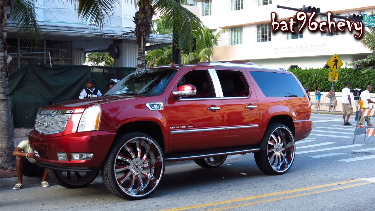 Maxresdefault on 2002 Cadillac Escalade Custom