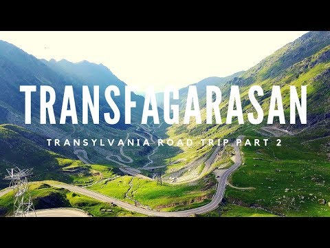 TRANSFAGARASAN and BALEA LAKE : TRANSYLVANIA ROAD TRIP PART 2 | ROMANIA