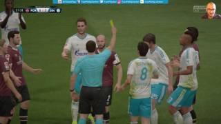1. FC Nürnberg 2:3 FC Schalke 04 |LIVESTREAM| DFB Pokal 2. Runde 26.10.2016 Lets Play FIFA 17