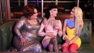Rupaul's Drag Race Season 7 - Winner's Reaction Violet Chachki