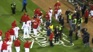 World Series Freese Homer wins Game 6 in the 11th