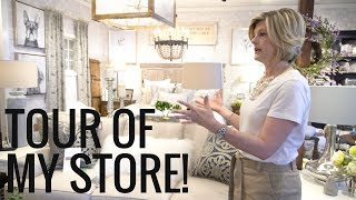 Tour of My Home Decor Store!