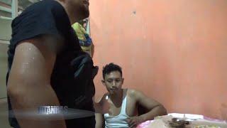 Pengedar Narkoba Ditangkap Saat Menggunaka Sabu - JATANRAS