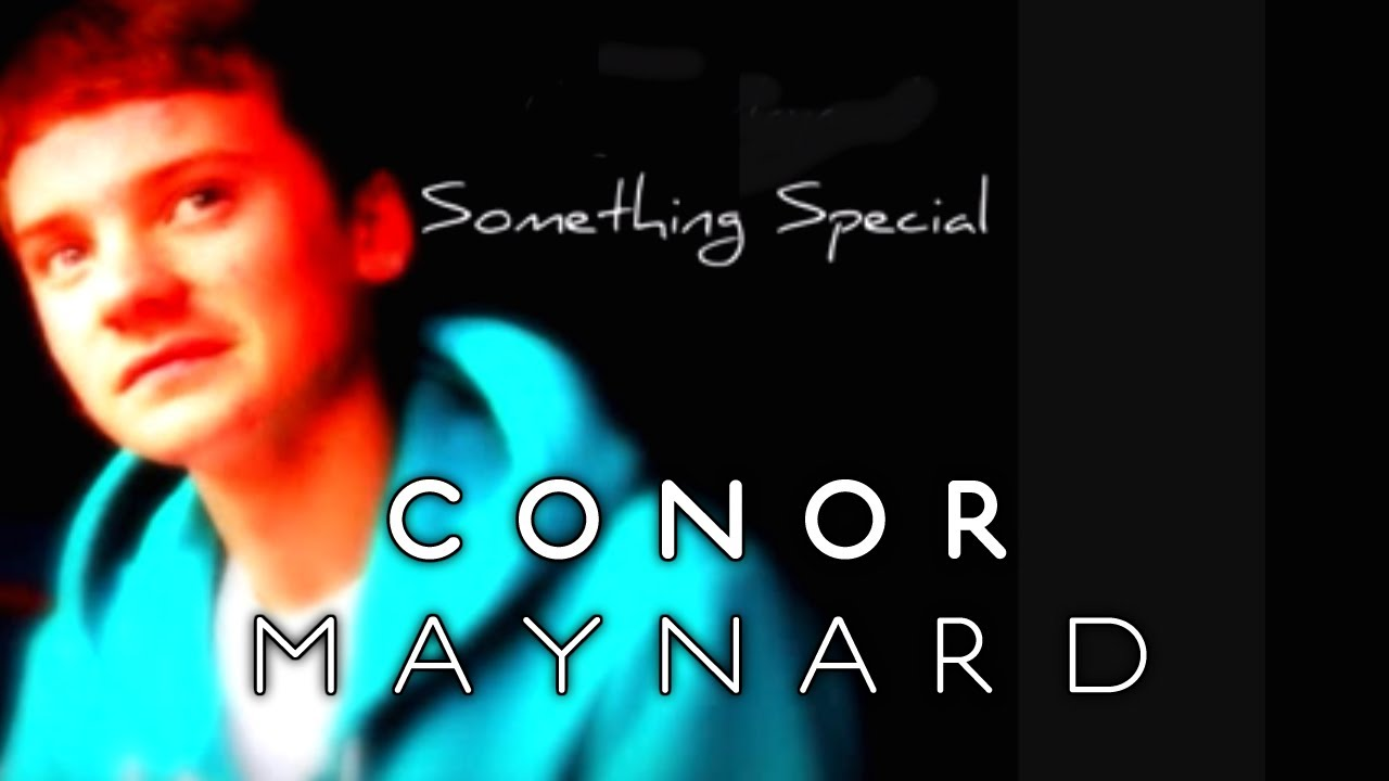Conor Maynard Covers | Usher — Something Special