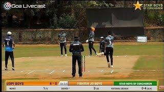 Semi Finals | All India Tennis Ball Cricket Tournament | Star Boys of Curchorem 2019