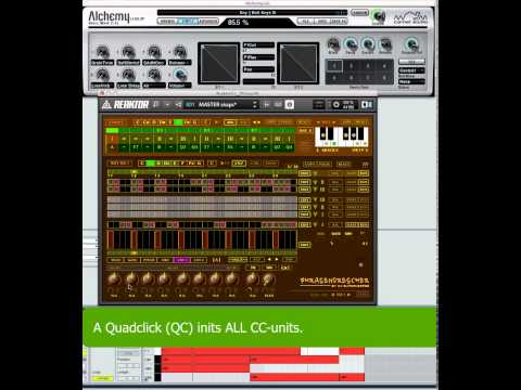 Phrasendrescher - The Arpeggiator and Chordmaker 02: Harmony and Controller