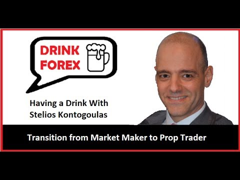 Transition from Market Maker to Prop Trader - Stelios Kontogoulas Interview