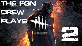 The FGN Crew Plays: Dead By Daylight #2 - To the Basement (PC)