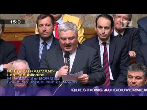 Question D Eric Straumann Sur Le Rsa Pour Les Moins De 25 Ans Youtube