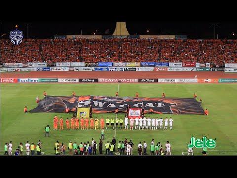 ไฮไลท์ TOYOTA THAI LEAGUE 2016 นครราชสีมา เอฟซี 2-0 บุรีรัมย์ ยูไนเต็ด