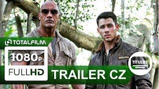 Jumanji: Vítejte v džungli! (2017) nový CZ HD trailer