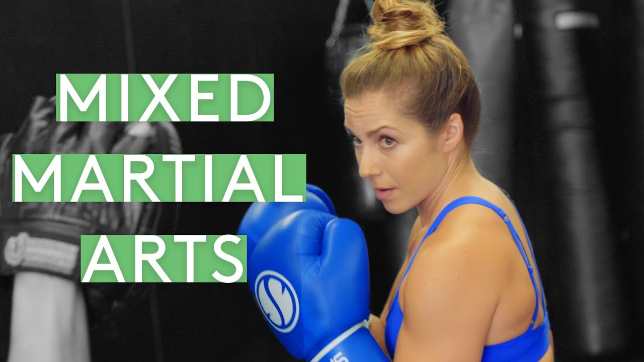 Learning Mixed Martial Arts As A Woman Be A Badass Brawlers Youtube