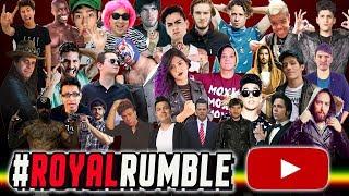 Royal Rumble YouTubero IV - Luisito Rey  ♛