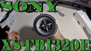 SONY XS-FB1320E AUTO ZVUCNICI + TEST ZVUKA !