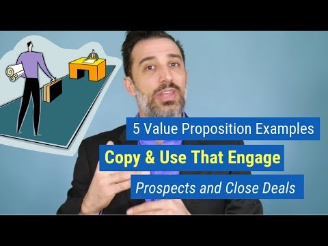 5 Value Proposition Examples Copy & Use That Engage Prospects And Close Deals