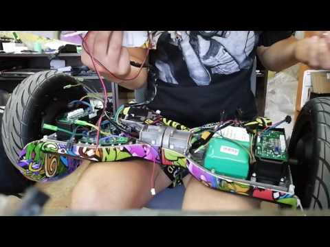 Видео Ремонт гироскутеров в москве