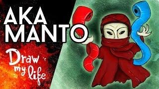 aka manto la leyenda japonesa draw my life