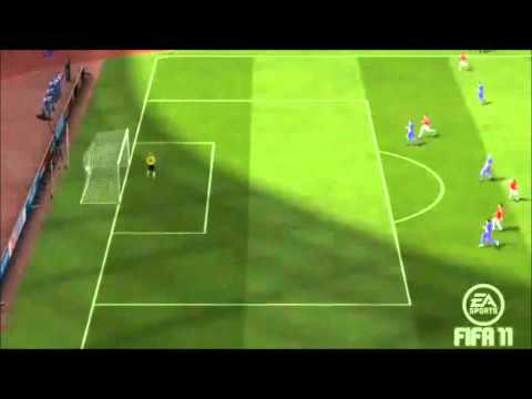 """Longshots"" - A Fifa11  Goal Montage"