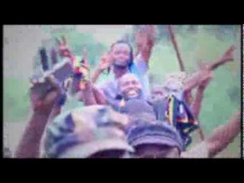 Pharrell Williams - We're happy in Congo Kinshasa