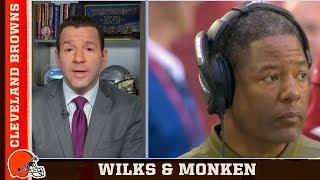 Steve Wilks & Todd Monken Join Kitchens' New Coaching Staff   Cleveland Browns