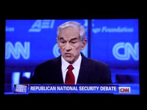 Ron Paul Against Foreign Aid To Israel