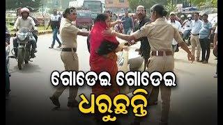 MV Act- Traffic Violators Penalised In Balasore [WATCH]