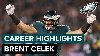 Brent Celek Ultimate Career Highlights | Philadelphia Eagles