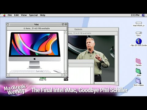 The Last Great Mac - Apple Is #1, the Final Intel iMac, Goodbye Phil Schiller