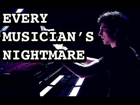Every Musician's Nightmare