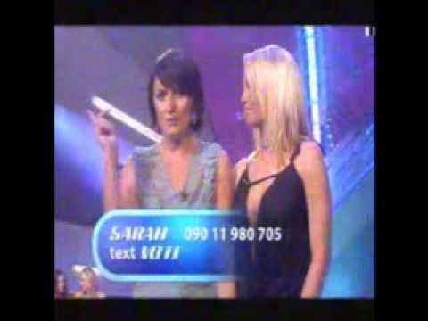 Sarah Harding - Popstars the rivals journey