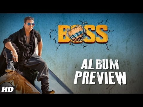 Boss Songs Preview | Akshay Kumar | Latest Bollywood Movie 2013 Travel Video