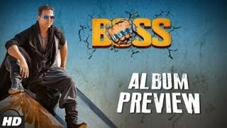 Boss Songs Preview | Akshay Kumar | Latest Bollywood Movie 2013