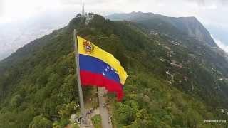 Parque Nacional El Ávila. Bandera de Venezuela. ZIDRONES
